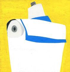 セーラーカラーの服を着たマネキンを描きました。  ------------------------------------------------------... ハンドメイド、手作り、手仕事品の通販・販売・購入ならCreema。