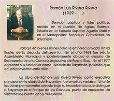 Ramon Luis Rivera.