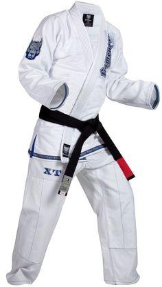 Gameness Limited Edition XT Jiu Jitsu Gi