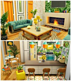 DIY Comfy Bedroom Throws pillows candles baskets are great items for winter decor. Sims 4 House Plans, Sims 4 House Building, Sims 4 House Design, Casas The Sims 4, Outdoor Furniture Plans, Comfy Bedroom, Sims 4 Build, Home Design Plans, Peanuts Snoopy
