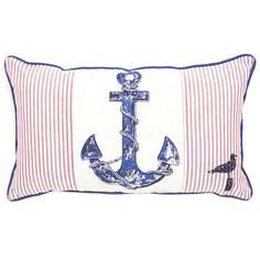 The Hamptons Collection Anchors Away Cushion