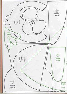 HALLOWEN........IDEAS Y MOLDES......NUEVOS PAG 9 Y 10
