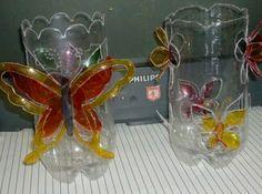 Plastic Bottle Flowers, Plastic Bottle Crafts, Recycle Plastic Bottles, Plastic Art, Coke Bottle Crafts, Diy Bottle, Upcycled Crafts, Recycled Art, Fun Crafts For Kids