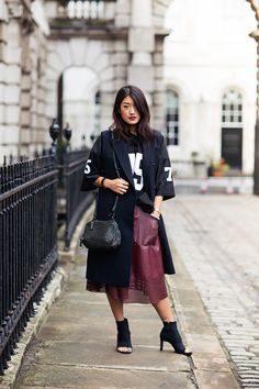 Peggy Gould STOCKHOLM STREETSTYLE  | @printedlove