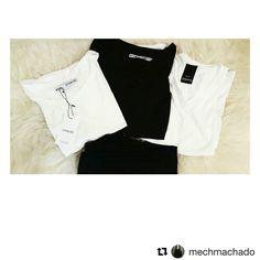 @mechmachado y sus @onwhiteba t shirts 💛