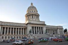 #Capitolio in #Havana. Looks familiar, right? :)