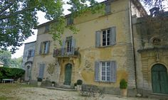 Chateau la Canorgue, Bonnieux, Vaucluse, France
