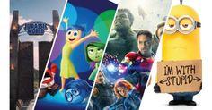 Kids' Summer Movie Guide 2015 | Common Sense Media fb, t