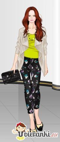 Wybierz najciekawsze ubrania z garderoby dziewczyny! http://www.ubieranki.eu/ubieranki/7757/kolorowy-szyk.html