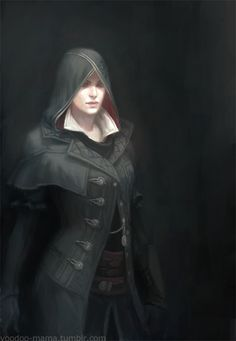 Evie Frye from the upcoming Assassin's Creed...