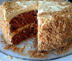Cinnamon Cream Cheeses, Cream Cheese Frosting, Crushed Pineapple, Cake Flour, Fresh Lemon Juice, Desert Recipes, Carrot Cake, No Bake Cake, Vanilla Cake