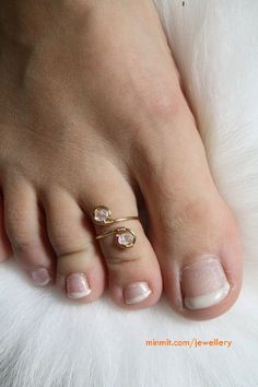 Toe Ring :)
