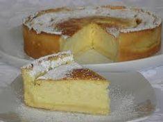 Tarta de ricota y crema #Recetas #Cocina #RecetasPasoAPaso #CocinaCasera #RecetasdeCocina #Postres #Tartas