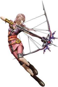 Serah Farron - The Final Fantasy Wiki has more Final Fantasy information than Cid could research
