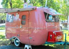 Three easy steps is all it requires to construct your customized camper. The Happier Camper is not the same sort of pull-behind. Vintage campers are a. Vintage Campers Trailers, Retro Campers, Vintage Caravans, Camper Trailers, Vintage Motorhome, Cargo Trailers, Scamp Camper, Happy Campers, Kombi Trailer