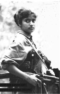 Tamil Freedom Fighters Women 5