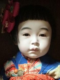 Fukumatsu ningyo 福松人形