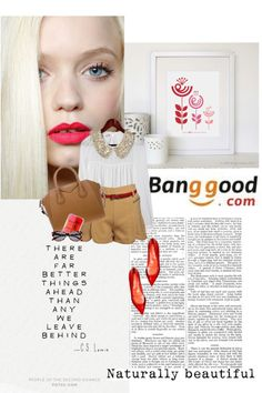 """""""The best way to find out if you can trust somebody is to trust them."""" by milkandabsinth on Polyvore"""