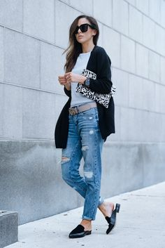 Casual look - i'd sub skinny jeans or cropped flares кэжуал зимние нар Jean Outfits, Casual Outfits, Cute Outfits, Fashion Outfits, Fashion Ideas, Fashion Inspiration, Fashion Tips, Boyfriend Jeans Outfit, Mom Jeans