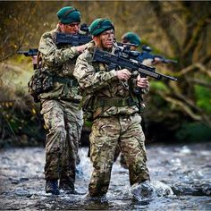 Comando de British Royal Marines