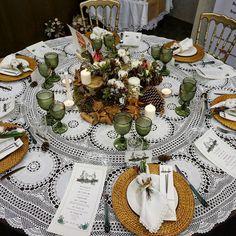 """""""¿Por qué todas las bodas bonitas van a tener que ser en meses cálidos?  Aires de Otoño es el nombre de la mesa que presenta #DreamsofPrimcesses en…"""""""
