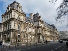 Hotel de Ville, Paris. #paris #France #photography