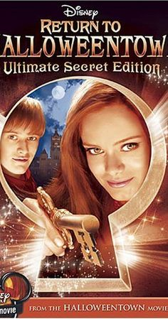 Directed by David Jackson.  With Sara Paxton, Judith Hoag, Lucas Grabeel, Joey Zimmerman. Marnie and Dylan are going to follow their dreams to go to college, at Halloweentown University, which is also known as Witch University.