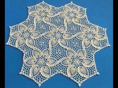 Ravelry: Pineapple Pattern Motif by Ondori (雄鷄社)Hexagon Pineapple Motif from the Ondori book Motifs of the Crochet Lace. Filet Crochet, Crochet Motifs, Crochet Squares, Thread Crochet, Irish Crochet, Crochet Crafts, Crochet Stitches, Diy Lace Doily Bowl, Lace Doilies