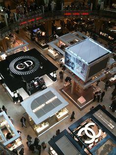 printemps department store in Paris :)