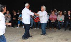 Fomentan la convivencia entre los adultos mayores en Rosarito