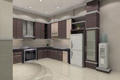 desain dapur rumah minimalis type 36 inspiration pinterest
