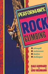 Performance Rock Climbing - the book that started it all!