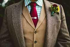 NC Vintage Wedding by Emily Chidester Photography | The Lovely Find