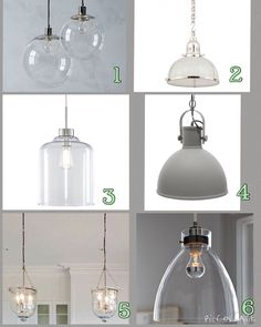 Top 6 Hamptons Style pendant lights More