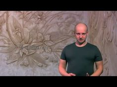 Drywall Art Sculpture by Bernie Mitchell - YouTube