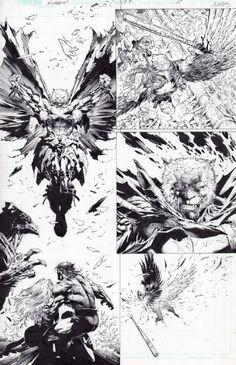 New X-Men by Marc Silvestri