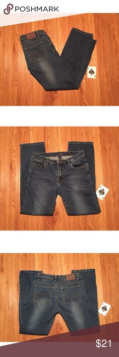 Lucky Brand Billy Straight Jeans Size 16 #120 A Great Pair Of Women's Lucky Brand Billy Straight Jeans Size 16, Measured At 29x28.5. In Good Used Condition With No Tears Or Stains. Lucky Brand Jeans Straight Leg