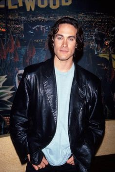 """Brandon Lee - Just watched """"The Crow.""""  What a doll he was.  Feel so sad that God took him way too soon."""