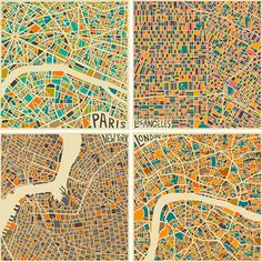 abstract maps - Google Search