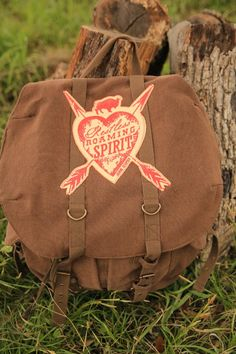 RESTLESS ROAMING BACKPACK {Junk GYpSy co.}