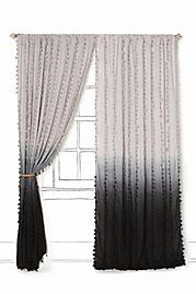 would like to diy this ombre curtains