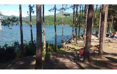 Vista del lago de La Yeguada, ubicado en Calobre, Coclé. Esther Rodríguez | La Estrella de Panamá