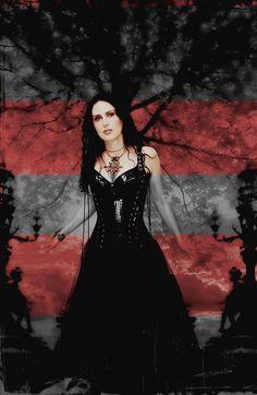 Heavy Metal: Moda Feminina