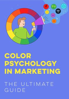 Color psychology in marketing and branding is more than just one-sentence explanations of what each color represents.  It's true that specific colors can influence the choices of consumers. Color can affect the brain's emotion sensors in many ways. It can call attention, inspire emotions, give assurance or tap into nostalgia.  But the psychology of color is not that simple. #colors #colorpsychology #marketing #colorstory #branding #logos #colorharmonies #colorstudy #thepowerofcolor