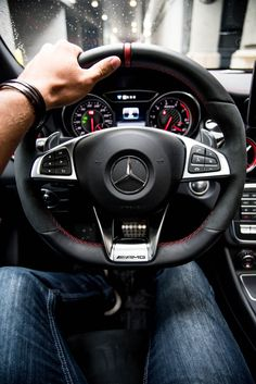 Best Car Accessories Aliexpress (click in photo) watch now! Mercedes Auto, Classe A Amg, Best Car Interior, Mercedes Interior, C 63 Amg, Bmw Wallpapers, Pretty Cars, Car Gadgets, Sport Cars