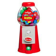 Eraser Gumball Machine. WANT!!
