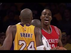 VIDEO: Kobe Bryant, Dwight Howard altercation does merit Dwight being soft? - Trending Sports Videos Now