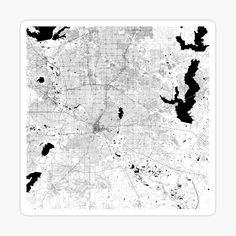 Sticker Transparent, Dallas, Iphone Wallet, Tour, Les Oeuvres, Magnets, Diagram, Map, Boutique