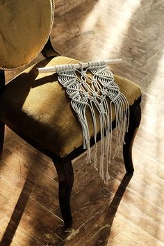 Macrame DIY Kit Macrame Wall Hanging Do It Yorself - KNOT it Yourself by KNOT living