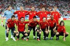 Spain National Soccer Team Players .